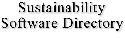 Sustainability Software Directory